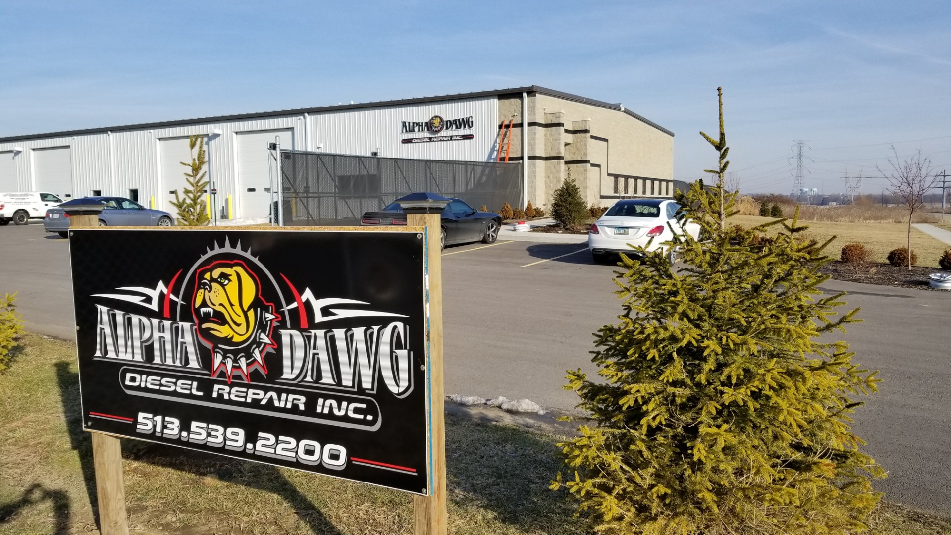 ALPHA DAWG Diesel Repair, Inc.