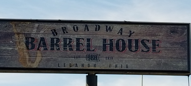 BROADWAY BARREL HOUSE
